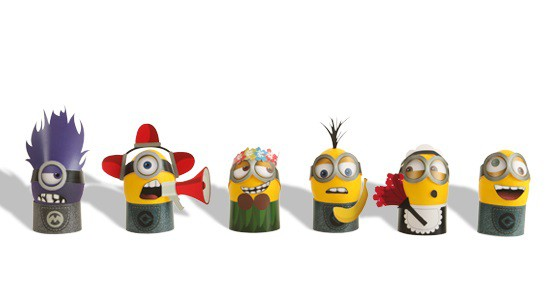 Minion Group Shot