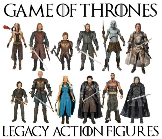 Game of Thrones Legacy Action Figures