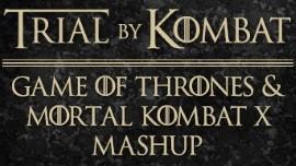 Game of Thrones Mortal Kombat Video Game