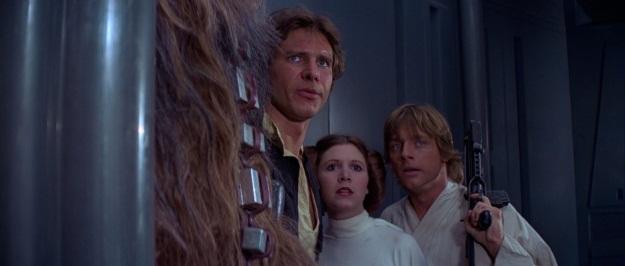 Princess Leia Film Still