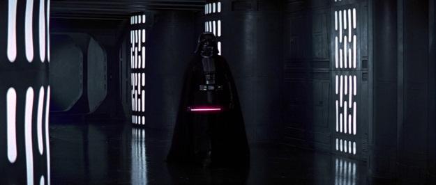Darth Vader Star Wars Film Still