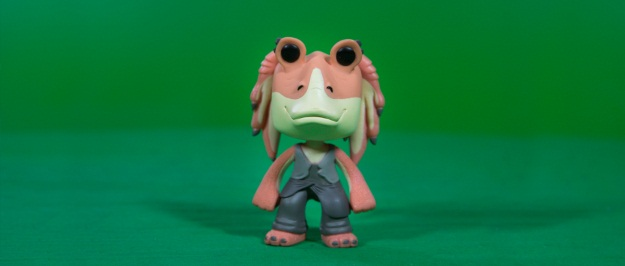 Jar Jar Binks Pop Vinyl