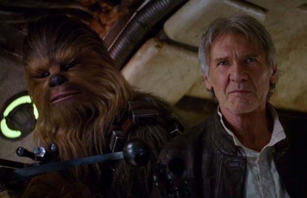 Chewbacca Film Still