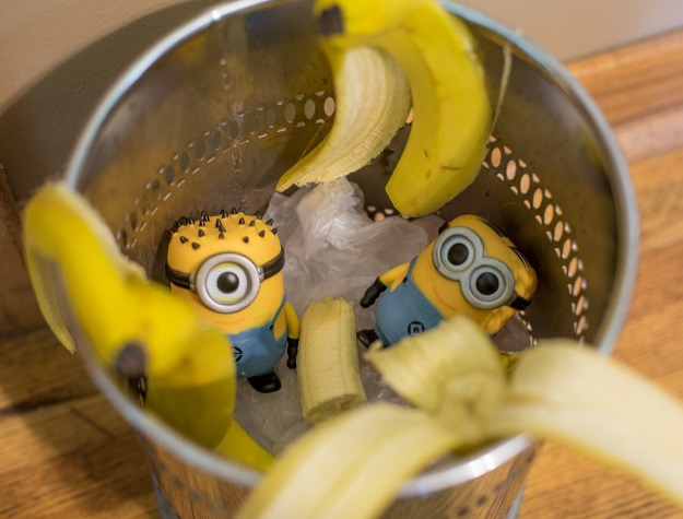 Minions with Bananas