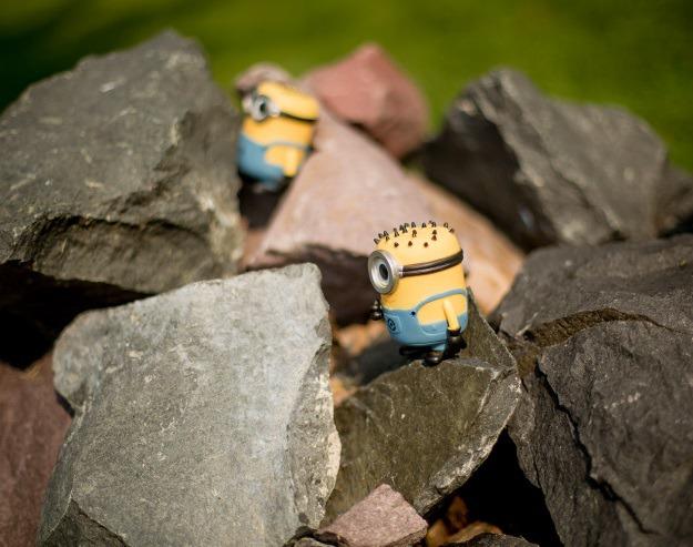 Minions Rock Climbing