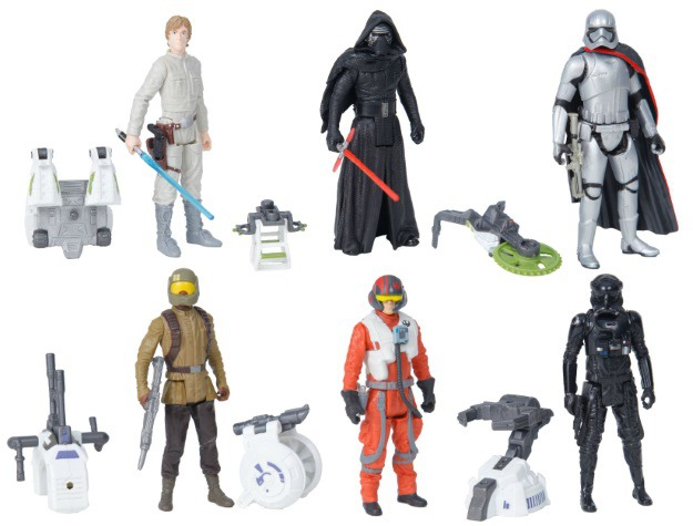 Hasbro Star Wars Build a Weapon Toys