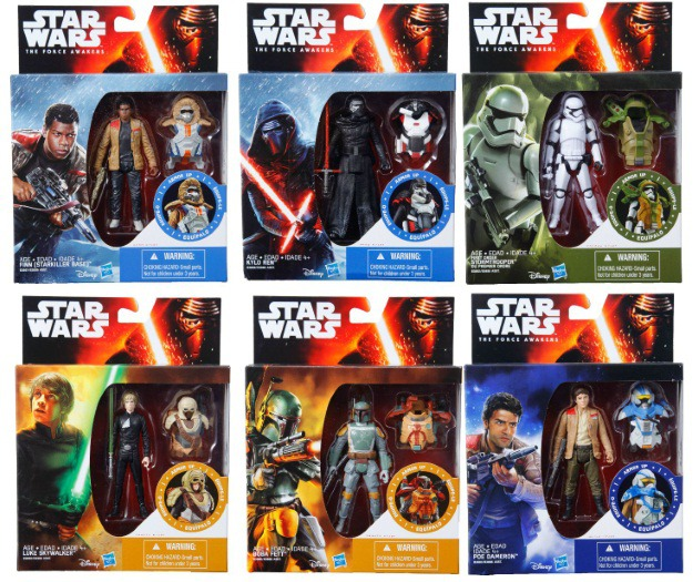 Hasbro Star Wars Armor Up Toys