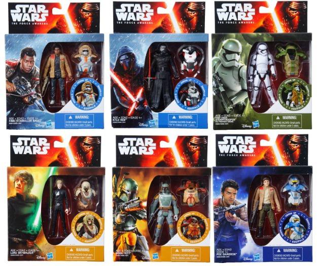 Hasbro Star Wars Armor Up Toys