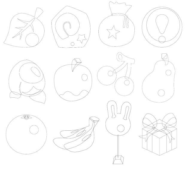 Printable Animal Crossing Stencil Crafts