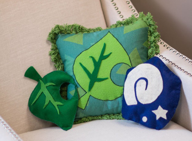 Animal Crossing Pillow Plushes