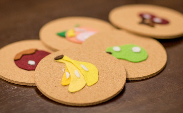 Animal Crossing Coasters
