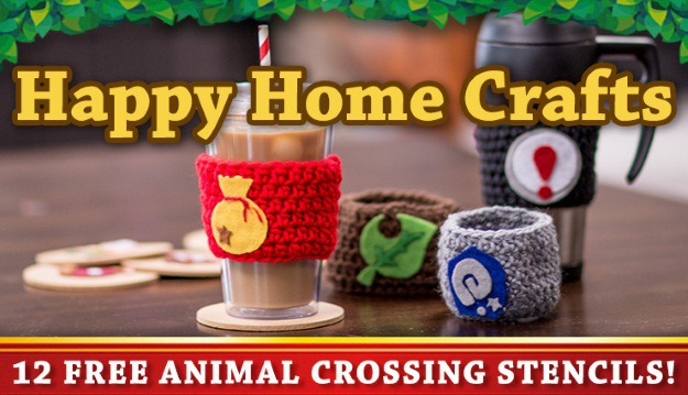 Animal Crossing Crafts