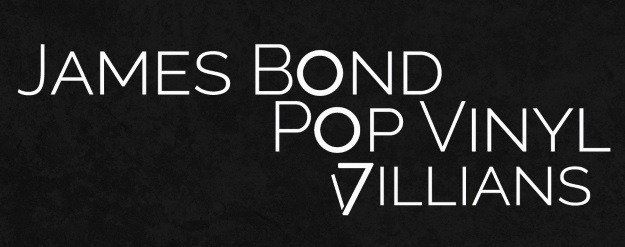 Bond Pop Villains Header
