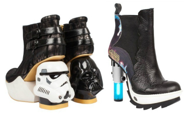 Irregular Choice Star Wars Boots