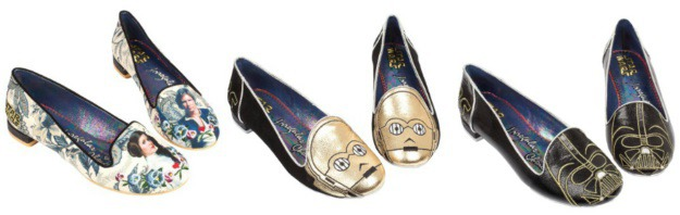 Irregular Choice Star Wars Flats