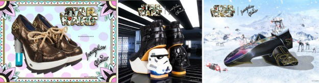 Irregular Choice Star Wars Shoes on FUN.com