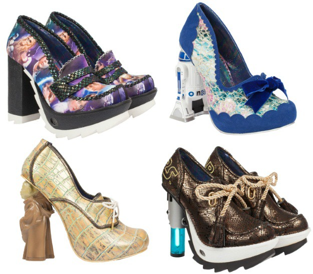 Irregular Choice Star Wars High Heels