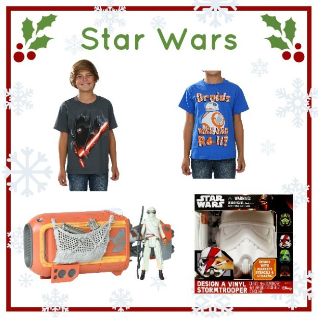 Star Wars gifts for boys