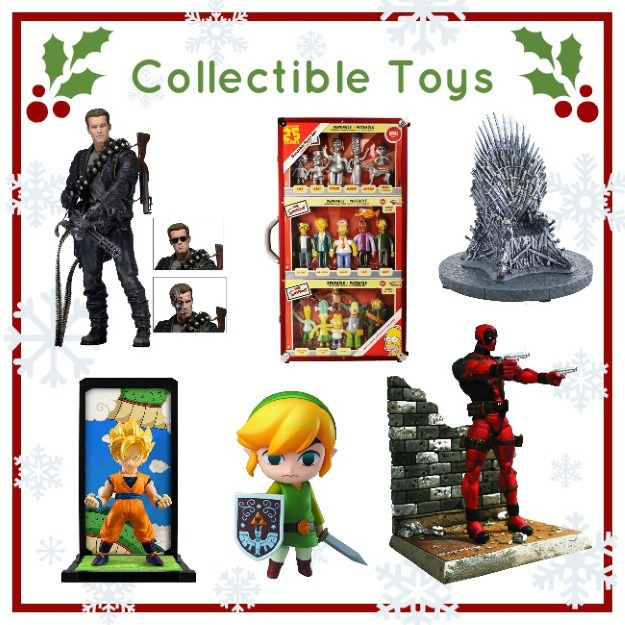 Collectible toys gifts for men