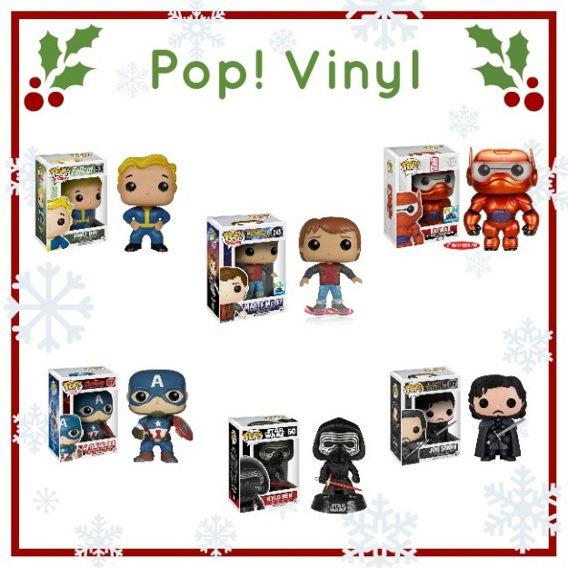 Pop! Vinyl gifts for men