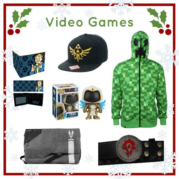 Video game gifts for teen boys