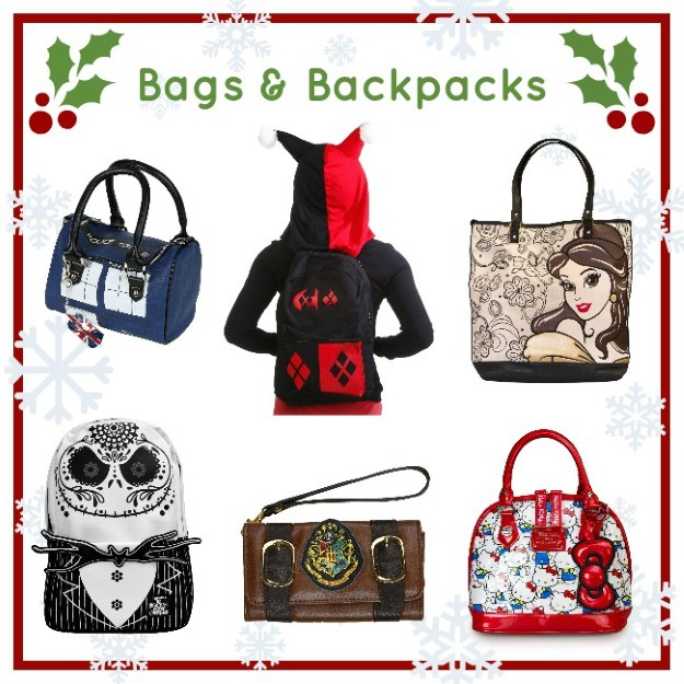 Bag and backpack gifts for teen girls