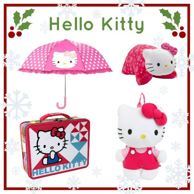 Hello Kitty gifts for girls