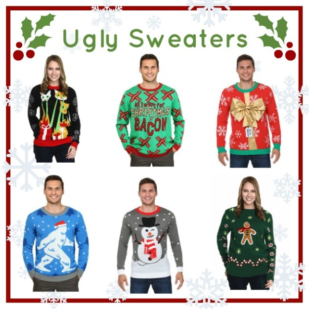 Ugly Sweater gifts
