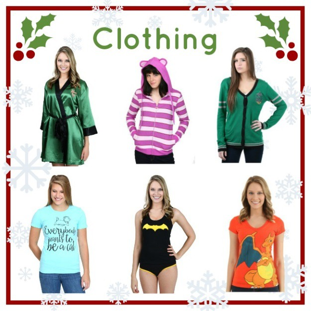 Clothing gifts for women