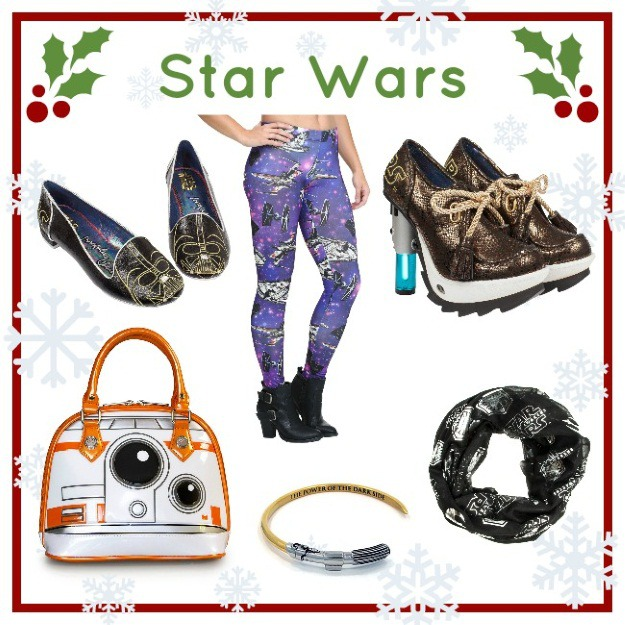 Star Wars gifts for women