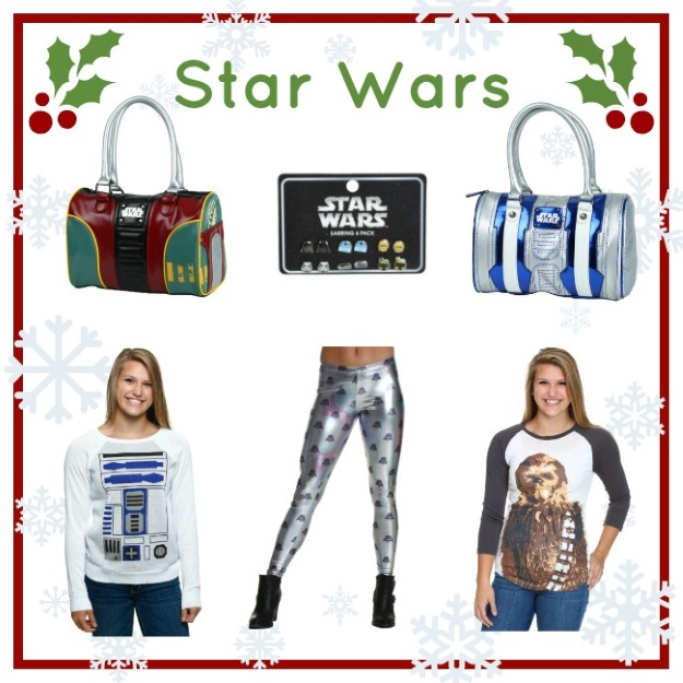 Star Wars gifts for teen girls