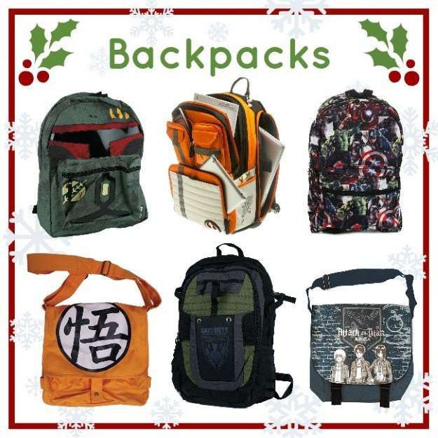 Backpack gifts for teen boys