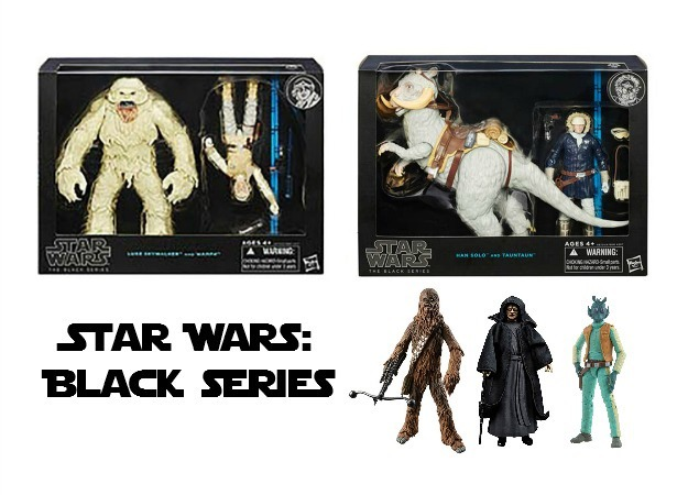 Star Wars: Black Series action figures