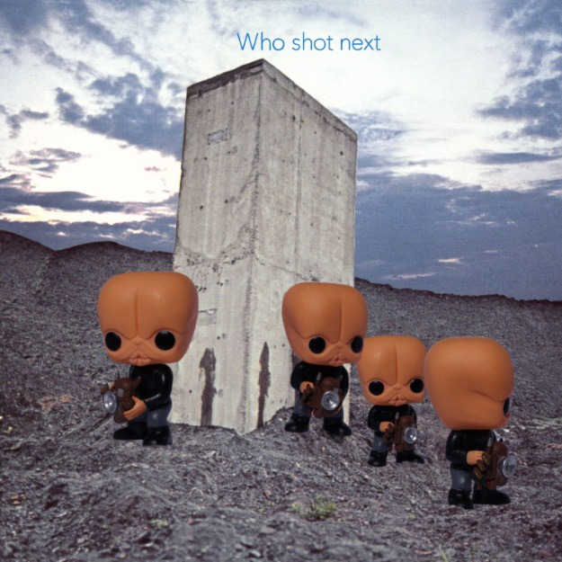 Cantina Band as The Who
