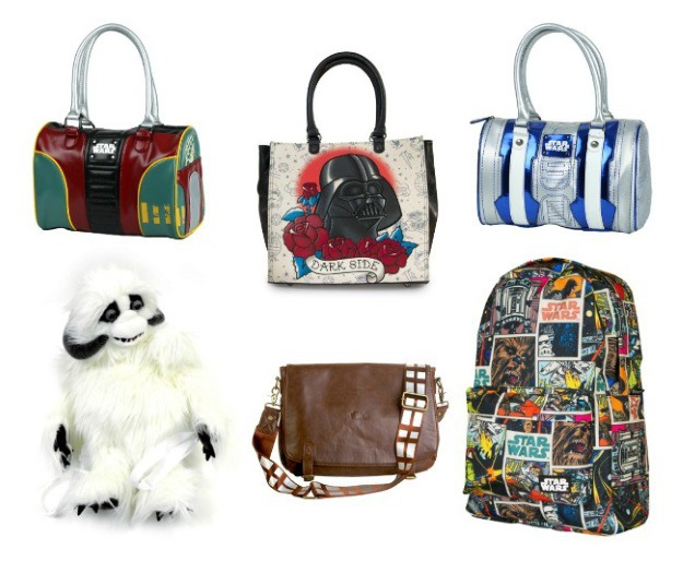 Star Wars Bags and Backpacks