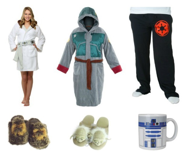 Star Wars Bath and Lounge Wear
