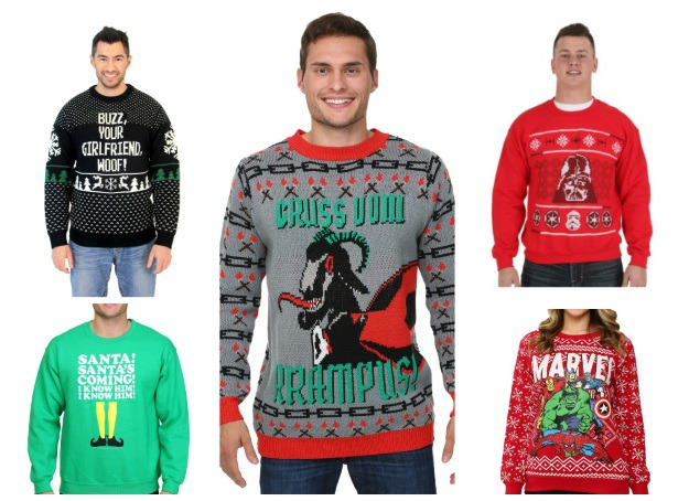 How to Choose the Perfect Ugly Christmas Sweater - Fun Blog
