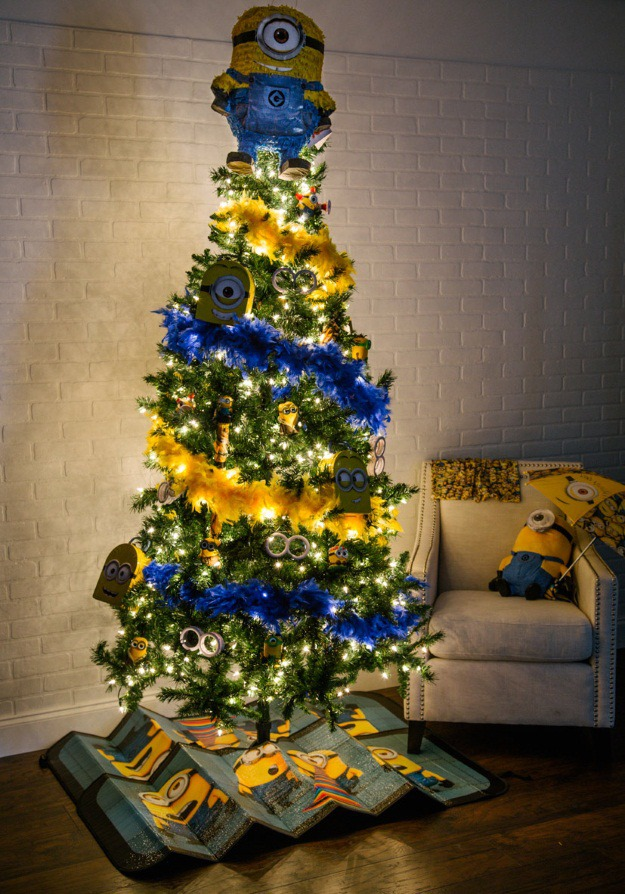 6 Pop Culture Christmas Trees for 2015 - Fun Blog