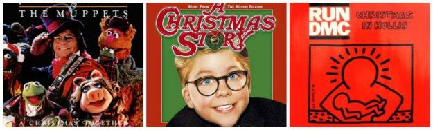 Christmas Movies and Music Ideas