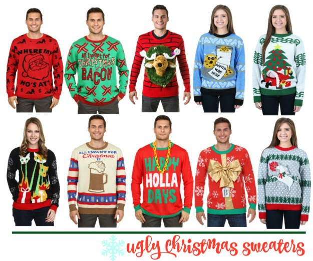 How To Throw An Ugly Christmas Sweater Party Fun Blog