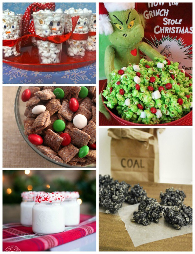 Christmas Party Snacks