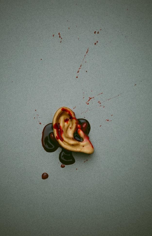 Minimalist Tarantino Poster - Reservoir Dogs