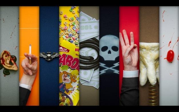 Tarantino Movies Wallpaper