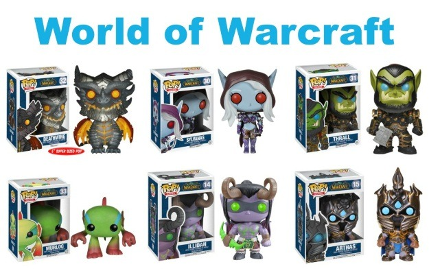 World of Warcraft Funko POP!