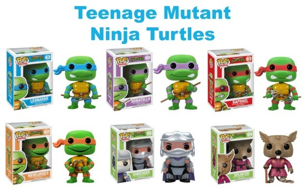 Teenage Mutant Ninja Turtles POP! Vinyl