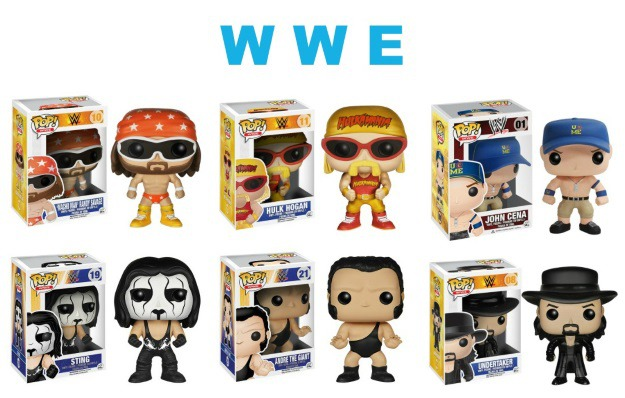 WWE POP! Figures