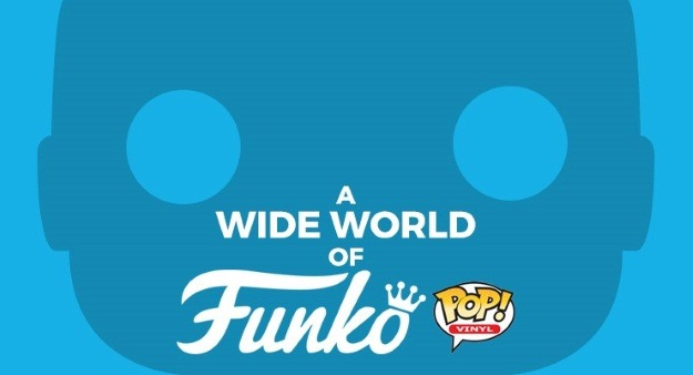 A Wide World of Funko Pop Vinyls