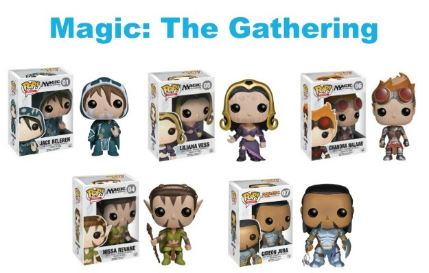 Magic: The Gathering Pop! Vinyl