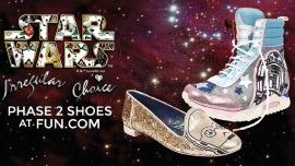 Star Wars Irregular Choice Shoes Phase 2