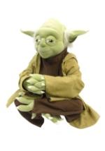 Life-size Yoda Plush Figure